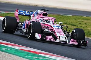 Formel 1 Fotostrecke Bildergalerie: Formel-1-Test 2018 in Barcelona