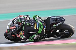 MotoGP Test Test Qatar, Giorno 3, Ore 19: Zarco vola e precede Crutchlow e Rins