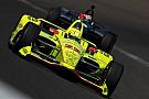Pagenaud no tiene claro cómo se desempañarán los autos en Indy500