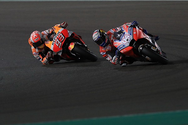 "MotoGP Noticias Márquez: ""Era una carrera para arriesgar o acabar séptimo"""