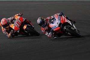 MotoGP Самое интересное