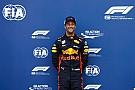 F1 里卡多:本周末最大的对手是我自己