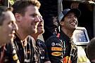 Formula 1 Ricciardo: Red Bull, Honda'yı yakından takip etmeli
