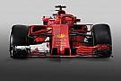 Formule 1 La comparaison des Ferrari SF70H et SF71H