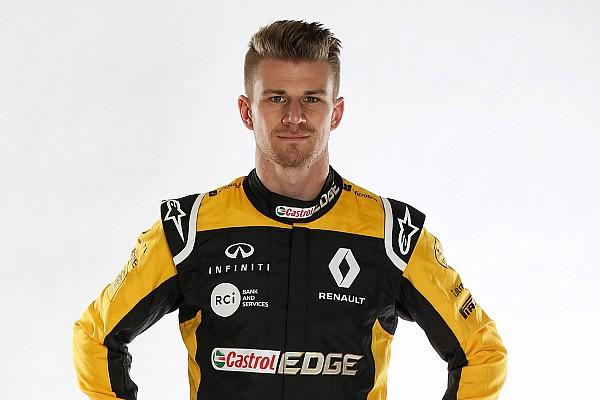 Formula 1 Intervista Renault, Hulkenberg: