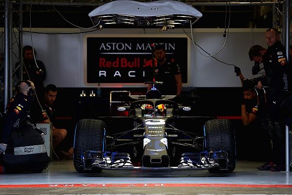 Formule 1 Nieuws Verstappen debuteert dinsdag in Red Bull RB14