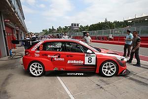 TCR Italia Prove libere Le Castellet, Libere 2: ancora davanti Baldan e la Hyundai