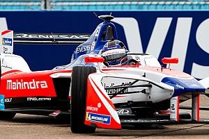 Formula E Prove libere Berlino comincia sotto il segno di Nick Heidfeld
