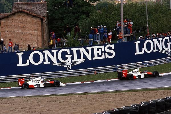 Fórmula 1 Noticias McLaren recuerda el inicio de la rivaliad Senna/Prost