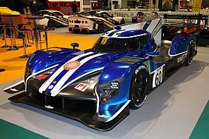 WEC Новость Ginetta показала машину для LMP1