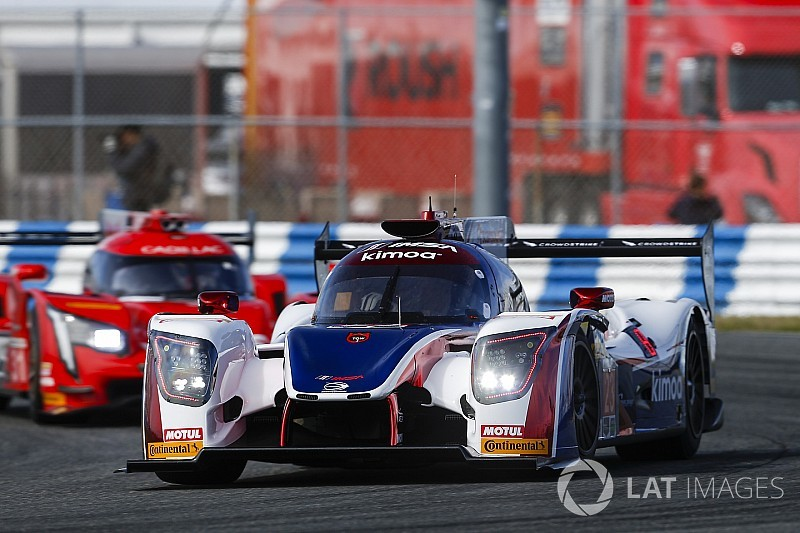 Norris: United Autosports can win Daytona with perfect race
