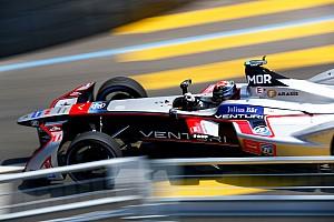 Formule E Interview Mortara :