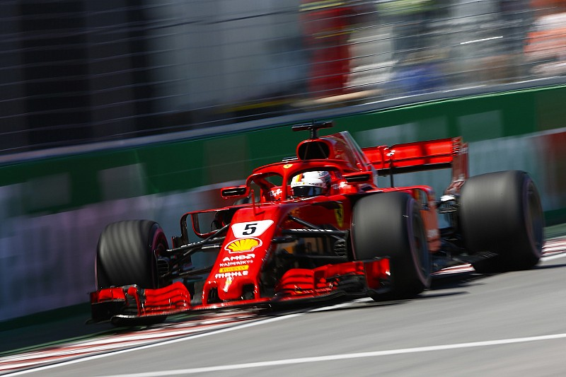 Vettels Überraschungs-Pole: Gestern Passagier, heute Kapitän