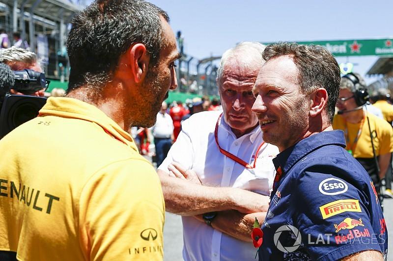 Renault: 12 yıldır Red Bull'la tartışmasız bir sezonumuz olmadı