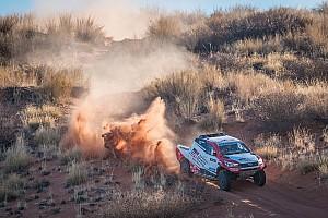 Dakar Noticias de última hora Toyota Gazoo presenta su tridente para el Dakar 2018