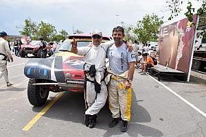 Dakar Intervista Tartarin ancora al traguardo con il suo buggy: