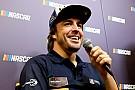 Monster Energy NASCAR Cup Алонсо прагне спробувати NASCAR у майбутньому