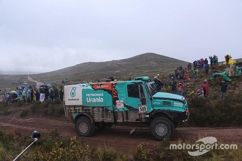 Dakar 2018: Van Genugten pakt eerste etappezege uit carrière