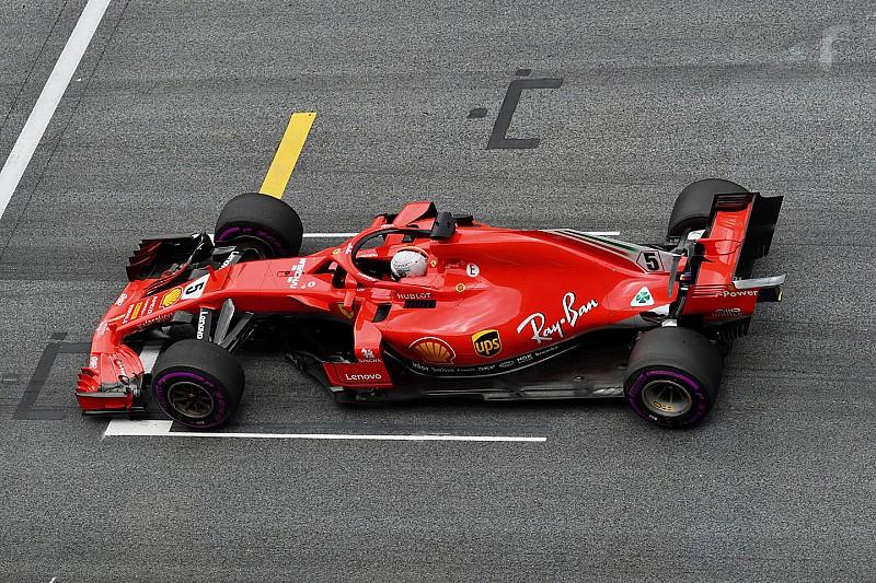 Феттель опередил Хэмилтона в финальной тренировке Гран При Австрии