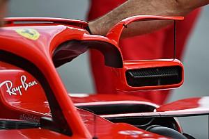Formel 1 News FIA stellt klar: Außenspiegel dürfen keine Aerodynamik-Teile sein