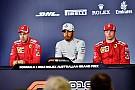Formula 1 Vettel ile Hamilton'ın atışması, Raikkonen'in