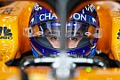 Formula 1 Alonso: McLaren set for
