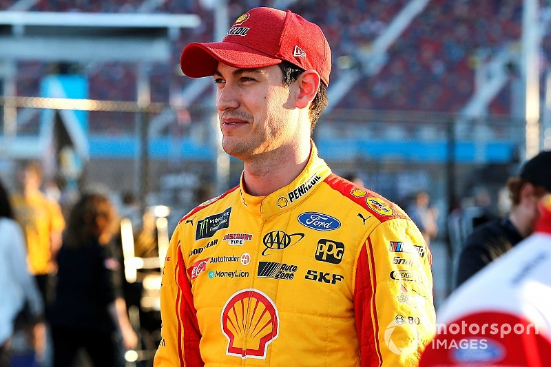 Joey Logano on Cup title: