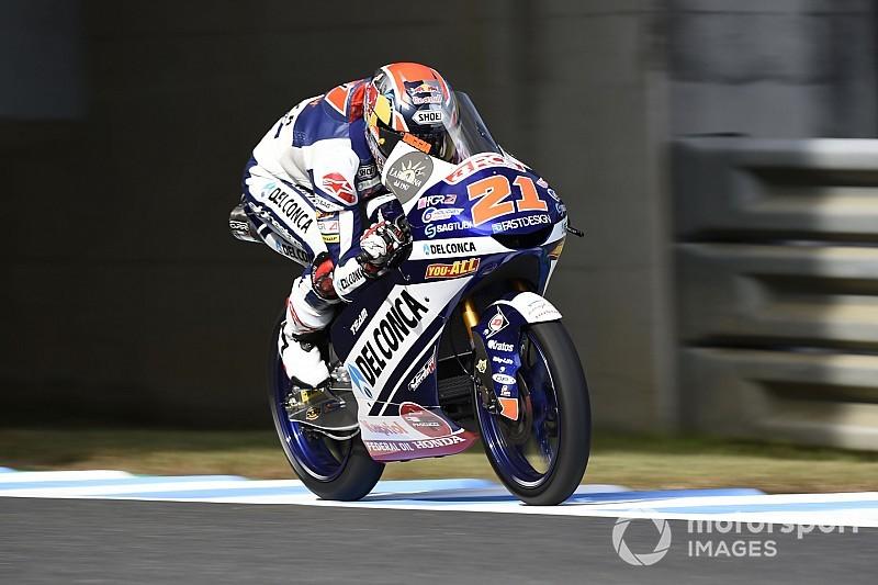 FP3 Moto3 Australia: Di Giannantonio teratas, Bezzecchi jatuh