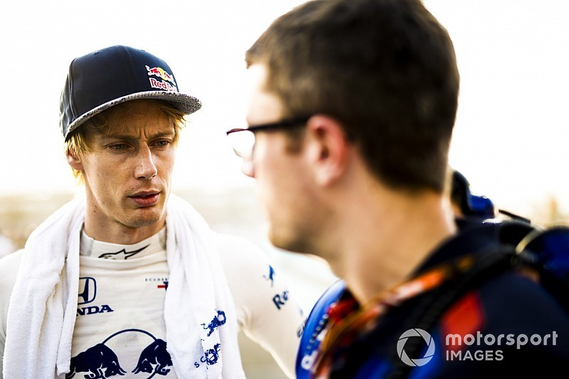 Hartley speaks out over Toro Rosso F1 exit