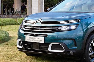 Essai Citroën C5 Aircross - Les chevrons retrouvent leur identité