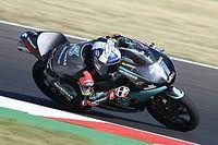 Moto3 - San Marino: McPhee remonta 16 posiciones para ganar y Arenas se cae