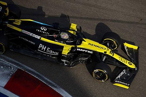 マシンがバッチリ決まってる! リカルド、ついにルノーでの初表彰台なるか?