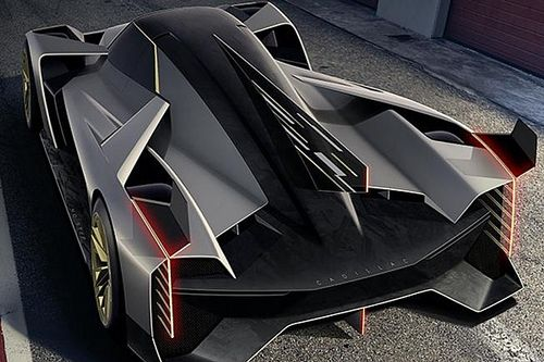 Cadillac в 2023 году вернется в Ле-Ман и дебютирует в WEC с машиной LMDh