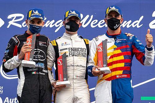 Carrera Cup Italia, Vallelunga: il ritorno di Fulgenzi