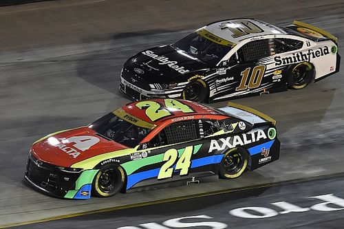 """William Byron: """"We learned a lot about ourselves"""" at Bristol"""