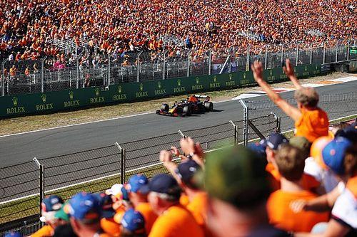 F1 vraagt organisatie Dutch GP om input over invulling andere races