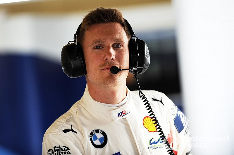 Catsburg gets BMW DTM chance in rookie test