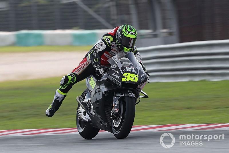 Кратчлоу «не міг просити» кращого повернення до MotoGP