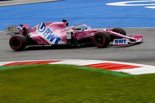 """恐れていた""""速さ""""……ピンク・メルセデス、トップ3に食い込む可能性をライバル指摘"""