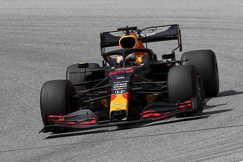 "Verstappen: Red Bull ""a bit too slow"" to fight Mercedes"
