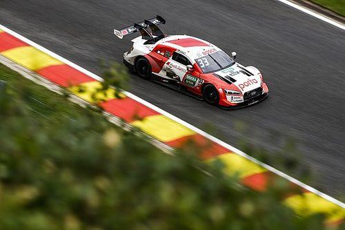 Spa DTM: Rast beats Muller in close Race 2 duel