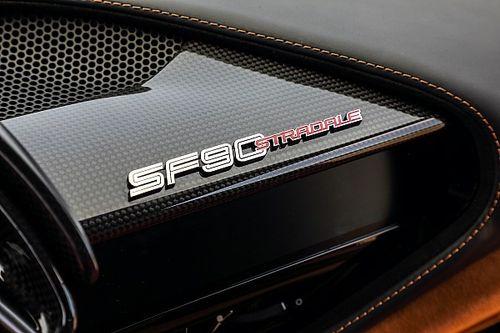 Ferrari se aventura en la moda y la restauración