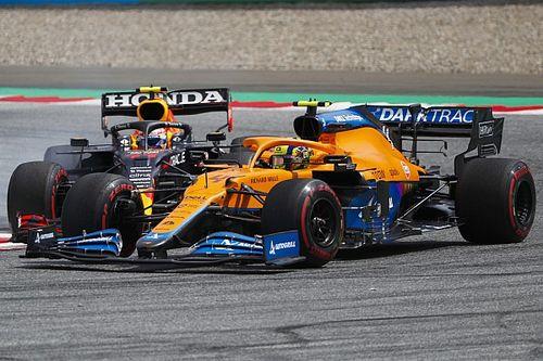 В McLaren оценили шансы Норриса опередить Боттаса и Переса