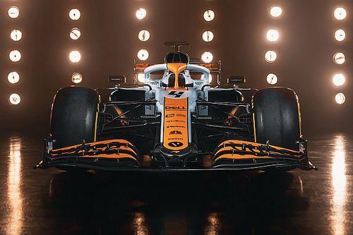McLaren: jó lenne látni egy teljesen retróba öltözött mezőnyt