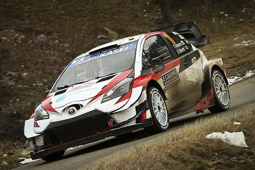 Toyota reveals revised WRC schedule for Katsuta