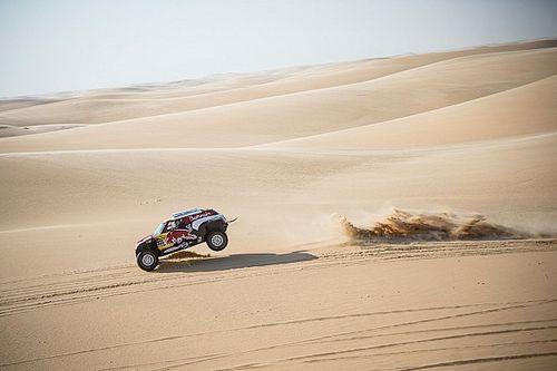 Sainz y cómo pudo correr el Dakar 2020 con Toyota