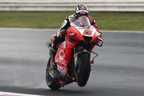 Emilia Romagna MotoGP: Zarco tops FP3, Quartararo to Q1