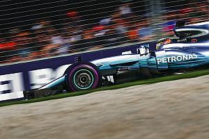 Formel 1 News F1 2017: Lewis Hamilton fordert besseres Zusammenspiel Mercedes/Pirelli