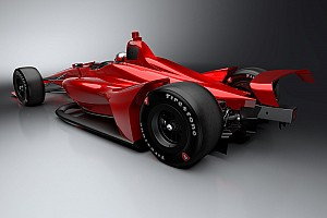 IndyCar releases more 2018 car renderings