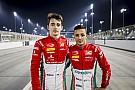 FIA F2 Formel-2-Teamorder: Leclerc wurde zu Bremsmanöver angewiesen